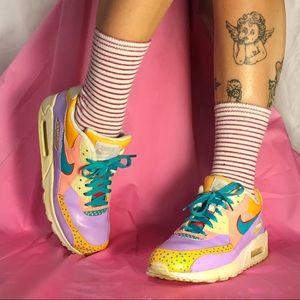 Hand-painted Nike Sneakers